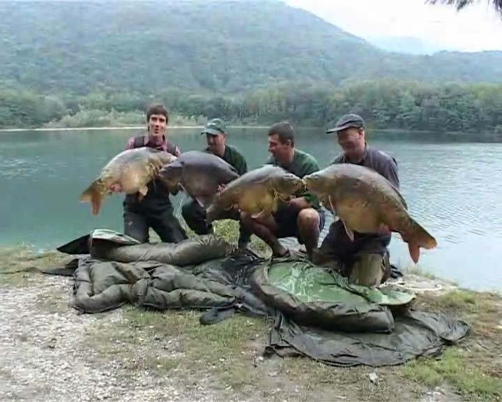 Крупнейший квалификационный турнир на Wraysbury Lake